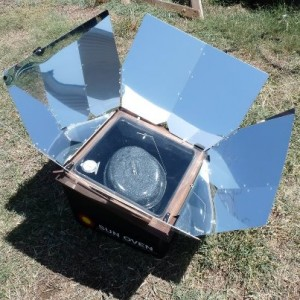 Sun Oven Solar Oven